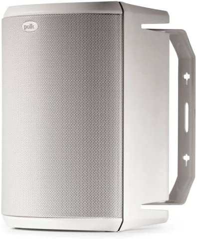 Polk Audio Atrium 50 All Weather Speakers Pair, White
