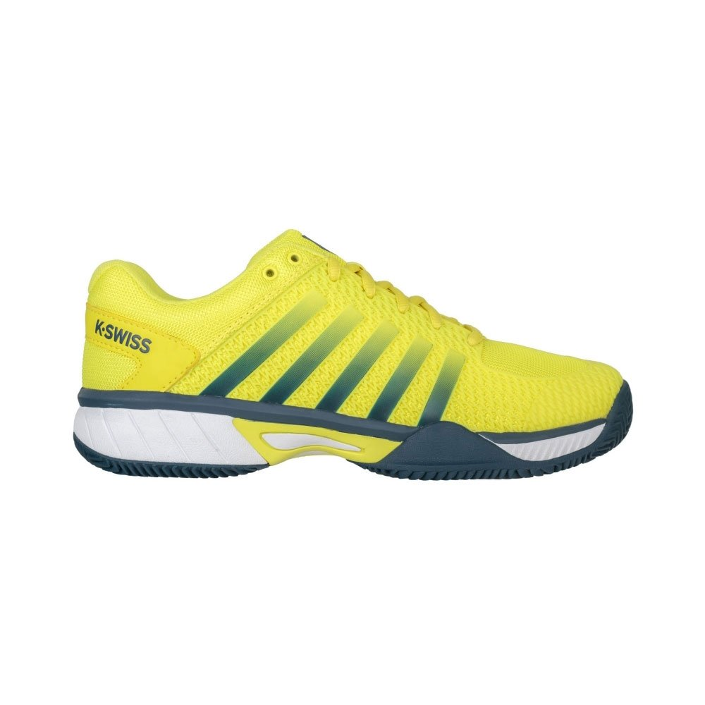 Zapatilla K-Swiss Express Light HB Amarillo (42 EU): Amazon.es ...