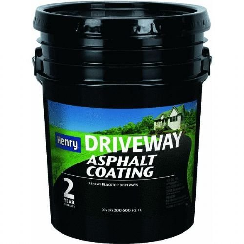 Asphalt Coating (Henry Company HE130074. Blacktop Driveway Asphalt Coating)