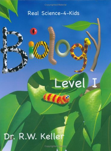 Real Science-4-Kids, Biology Level 1, Student Text]()