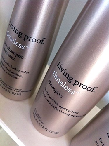 Living Proof timeless shampoo and Conditioner Set 8 OZ Each