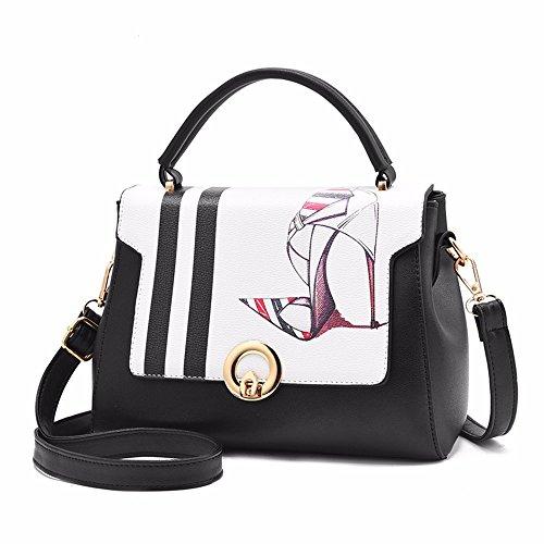 Mini A1 de Inclinado A1 Las señoras de Bolso CCZUIML Bolso Bag Hombro xFfqwS87