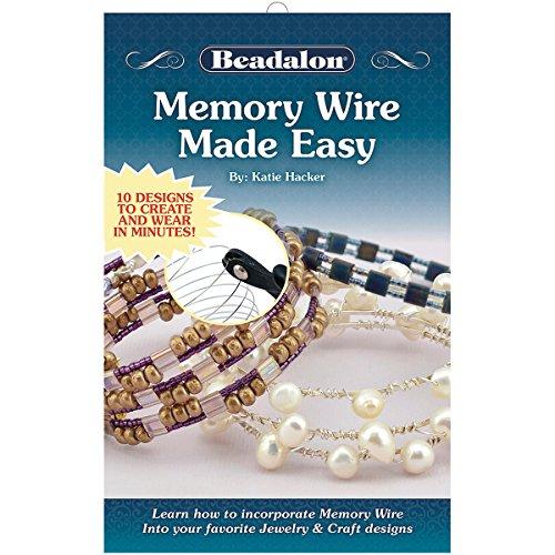Beadalon Books Memory Wire Made Easy
