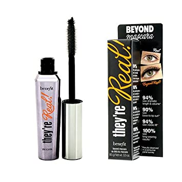 Benefit by Benefit Theyre Real Beyond Mascara --8.5g/0.3oz