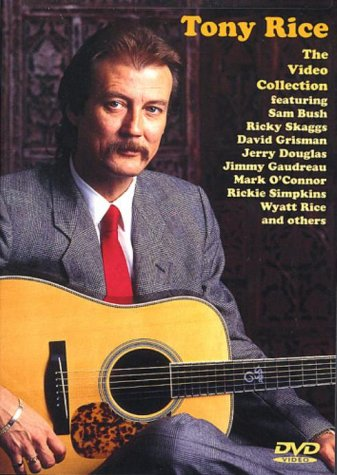 Tony Rice, The Video Collection (Bluegrass Guitar Collection)