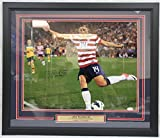 Abby Wambach Team USA Women's Soccer Signed/Framed 16x20 Photo JSA P07132