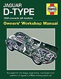 Jaguar D-Type: 1954 Onwards (All Models)