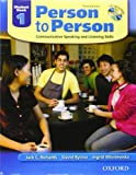 Person to Person, Jack C. Richards and David Bycina, 0194302121