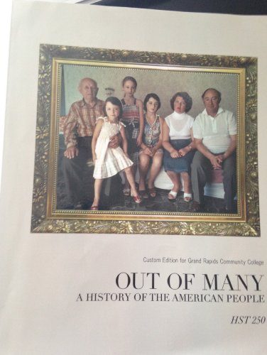 Out of Many: A History of American People
