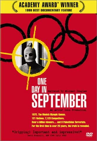 One Day in September [DVD]