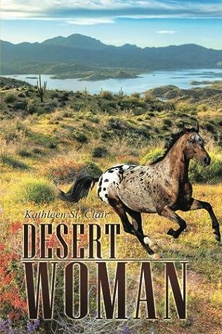 book cover of Desert Woman