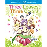 Three Leaves, Three Colors: The Complete Series (Blu-ray/DVD Combo)