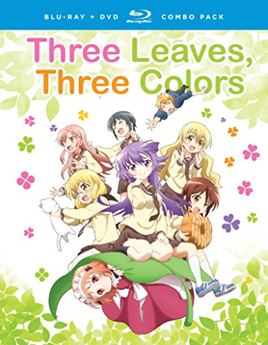 Colour Leaf - Three Leaves, Three Colors: The Complete Series [Blu-ray]