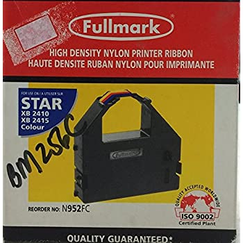 STAR NX2410  LC2410 BLACK PRINTER RIBBONS FRESH INK