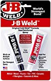 JB Weld Original Cold Weld Formula Steel Reinforced Epoxy 8265 for Household Repairs, Automotive, Plumbing