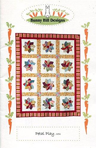 Bunny Hill Designs Pattern 1054 Petal Play