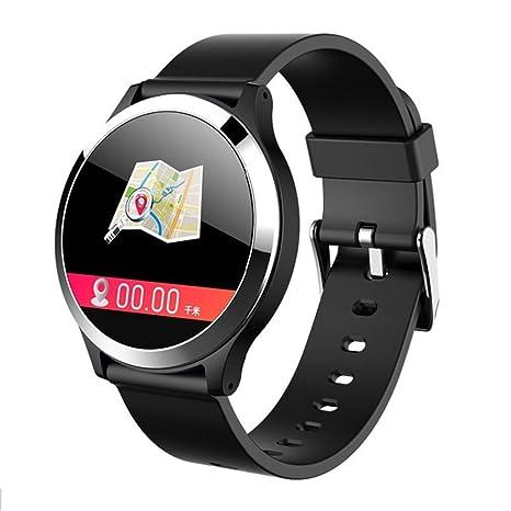 Amazon.com: Smart Watch B65 Smartwatch Sport ECG + PPG ...