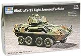 Trumpeter 1/72 USMC LAV-25 8 x 8 Light Armored Vehicle