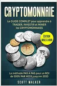 top crypto-monnaie à investir 2020