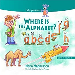 Where is the Alphabet? (Series 1, Volume 2) by [Magnusson, Maria]