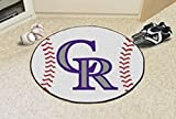 MLB - Colorado Rockies Baseball Rug