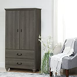 South Shore Noble Armoire with Drawers