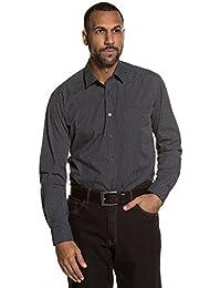 Men's Big & Tall Comfort Fit Dotty Button Down Shirt 711523