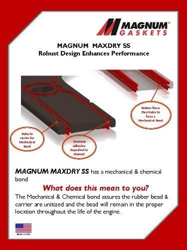 Magnum MS18054 MaxDry STL Intake Manifold Gasket Kit