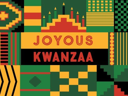 Kwanzaa eGift Card
