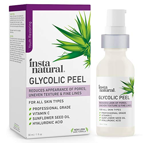 Glycolic Acid Facial Peel
