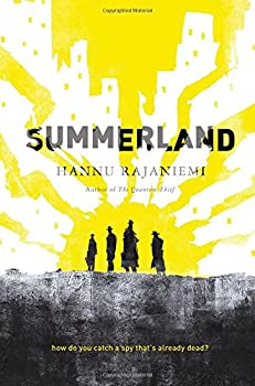 Summerland by Hannu Rajaniemi speculative fiction book reviews