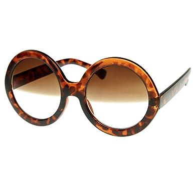 BAISER femme-® Fashion fleur-cool femme rétro DIVA spéciales lunettes de soleil - LA HAVANE U1xnE