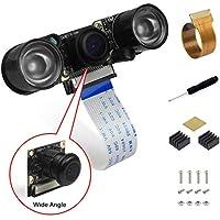 for Raspberry Pi 3 Camera Fisheye Wide Angle 160 Degree...