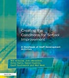 img - for Creating Conditions for School Improvements by Ainscow Mel Beresford John Harris Alma Hopkins David Southworth Geoff West Mel (2000-09-22) Spiral-bound book / textbook / text book