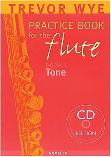 Amazon com: Trevor Wye Practice Book for the Flute: Volume 1