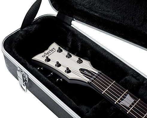 GATOR GC-LPS - Estuche para guitarra de ABS (interior moldeado), Escriba Gibson Les Paul: Amazon.es: Instrumentos musicales