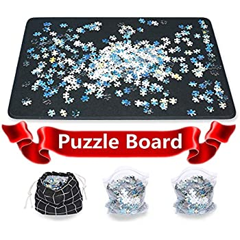 Amazon Com Portapuzzle Standard Puzzleboard 1000 By Jumbo