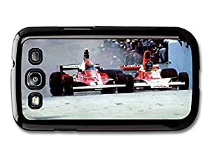 AMAF ? Accessories James Hunt & Niki Lauda Competing F1 Formula One case for Samsung Galaxy S3