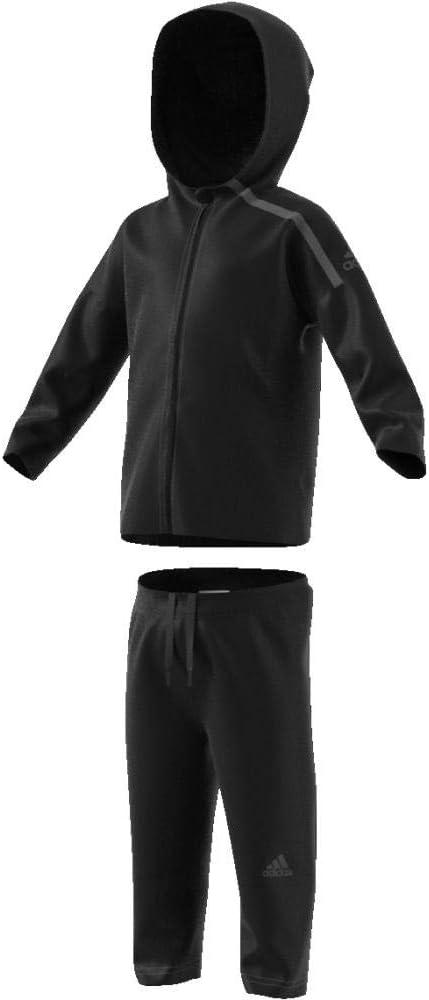 adidas I Mm Z.N.E Jogg Chándal, Unisex bebé, Negro, 62 (0/3 Meses ...