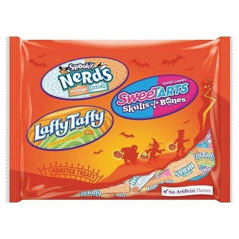 Nestle Assorted Spooky Caramel Sweetart