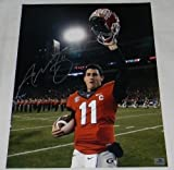 Aaron Murray Hand Signed Uga Georgia Bulldogs 16x20 Final Game Photo - Certified Authentic Autograph
