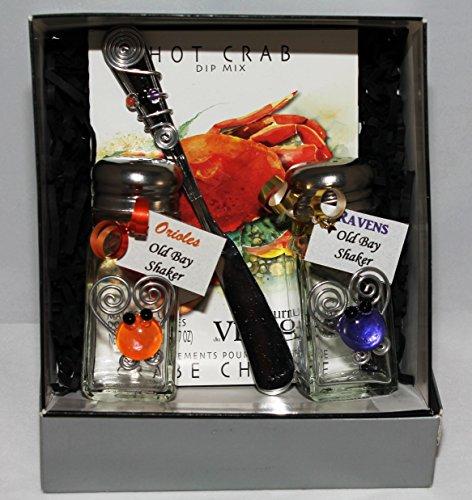 (Ravens/Orioles Crab Gift Box)