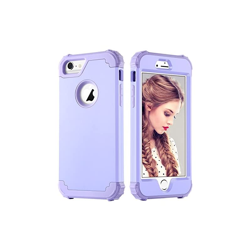 iPhone 6S Case, iPhone 6 Case, DUEDUE He