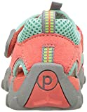 pediped Canyon Coral/Sky Water Shoe (Toddler/Little Kid) Sandal Orange