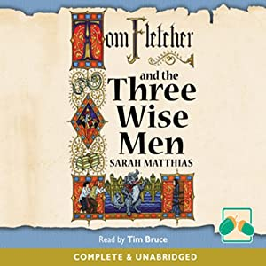 Tom Fletcher and the Three Wise Men Audiobook