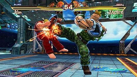 Capcom Street Fighter x Tekken, PS Vita - Juego (PS Vita, PlayStation Vita, Lucha, Dimps/Capcom, T (Teen), Capcom): Amazon.es: Videojuegos