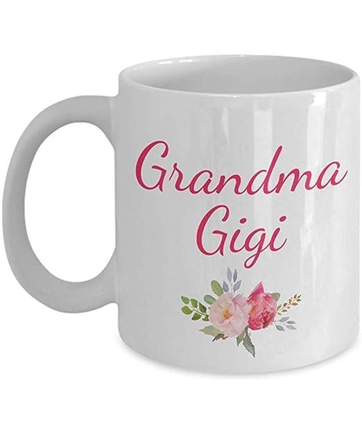 Taza de la abuela - Taza de café personalizada de la abuela ...
