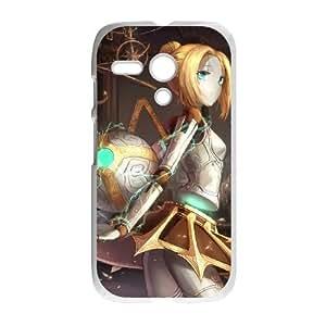 League Of Legends Motorola G Cell Phone Case White DIY Gift zhm004_0439429