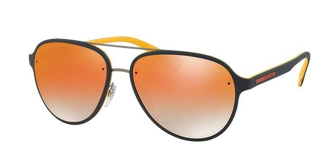 Prada - Lunettes de soleil - Homme - multicolore -  Amazon.fr  Vêtements et  accessoires 92c1c20b7fe