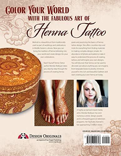 Buy henna for tattoos